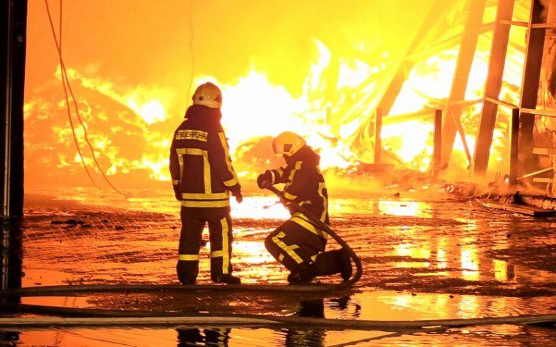 Fire Kamp-Lintfort 09.2019