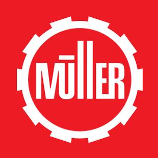 Mueller-Frick logo